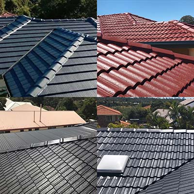 Roof Restoration Brisbane Repairs, Cleaning, Painting. Roof Tiling